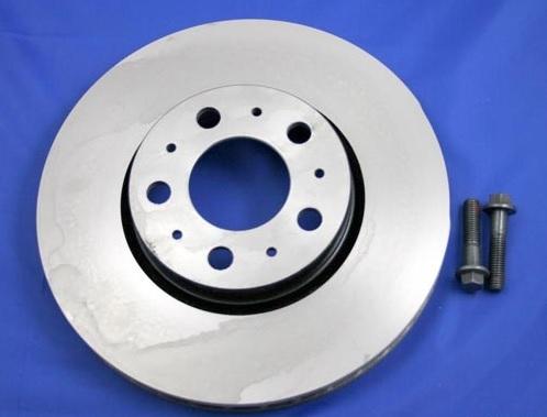 Нормы передних тормозных дисков Volvo