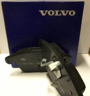 Передние тормозные накладки для Volvo