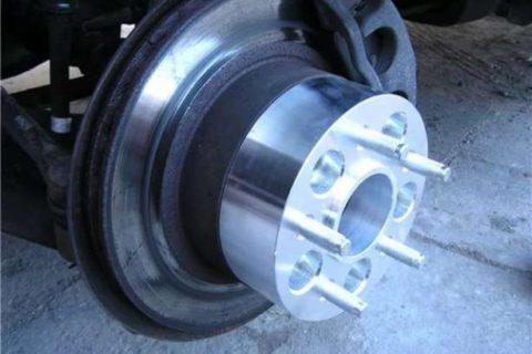 Задние тормозные диски для Volvo